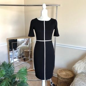 Bailey 44 Windowpane Dress! Great condition!